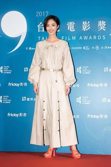 Guey Lun Mei in Chanel Resort 2018-1