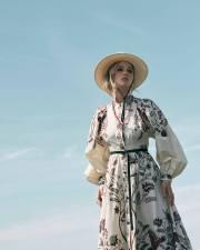 Jennifer Lawrence for Christian Dior Resort 2018 Campaign-1