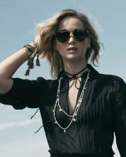 Jennifer Lawrence for Christian Dior Resort 2018 Campaign-3