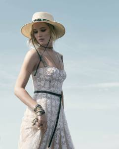 Jennifer Lawrence for Christian Dior Resort 2018 Campaign-7
