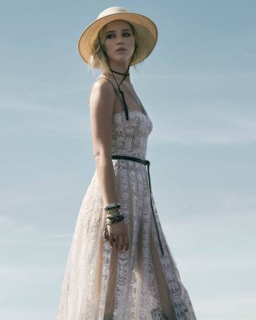 Jennifer Lawrence for Christian Dior Resort 2018 Campaign-8
