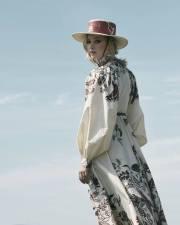 Jennifer Lawrence for Christian Dior Resort 2018 Campaign