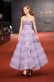 Jessica_Chastain_at_Golden_Horse_Awards_in Armani Prive