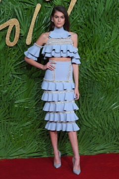 Kaia Gerber in Ralph & Russo Spring 2018-4