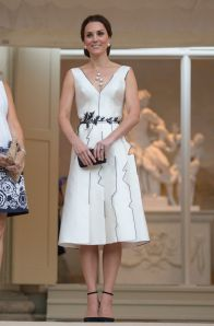 Kate Middleton in Baczyńska