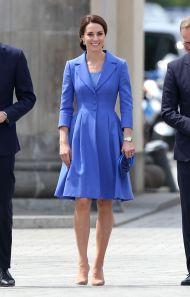 Kate Middleton in Catherine Walker-2
