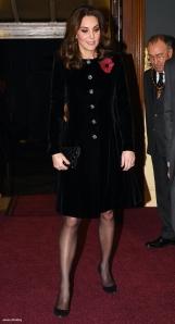 Kate Middleton in Catherine Walker