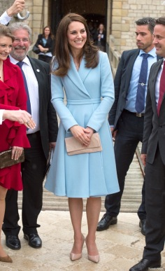 Kate Middleton in Emilia Wickstead-1