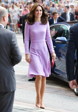 The Duke And Duchess Of Cambridge Visit Germany - Day 3