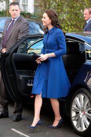 Kate Middleton in Eponine London