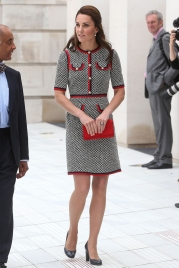 Kate Middleton in Gucci