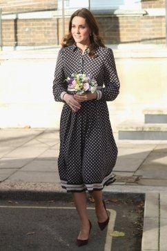 Kate Middleton in Kate Spade