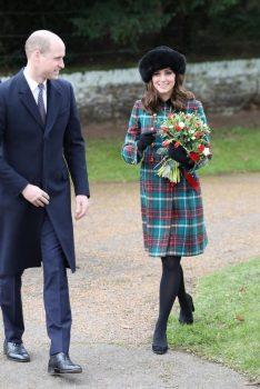 Kate Middleton in Miu Miu