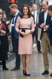 Kate Middleton in Orla Kiely