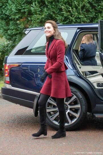 Kate Middleton in Paule Ka