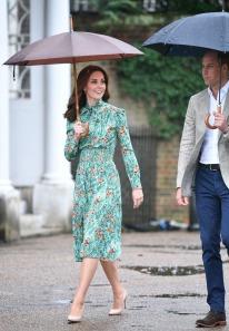 Kate Middleton in Prada