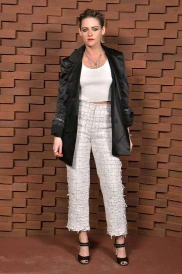 Kristen Stewart in Chanel Spring 2018