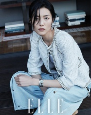Liu Wen ELLE China January 2018-11