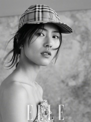 Liu Wen ELLE China January 2018-4