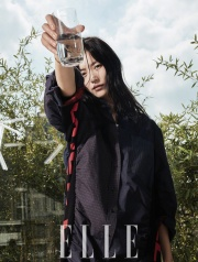 Liu Wen ELLE China January 2018-8