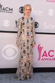 Nicole Kidman in Alexander McQueen Fall 2017