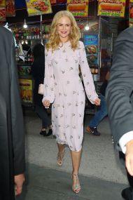 Nicole Kidman in No. 21 Spring 2018