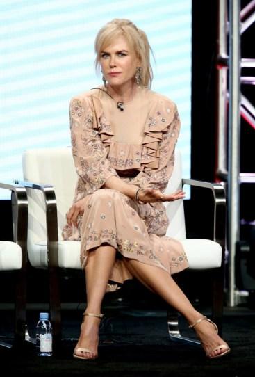 Nicole Kidman in Rochas