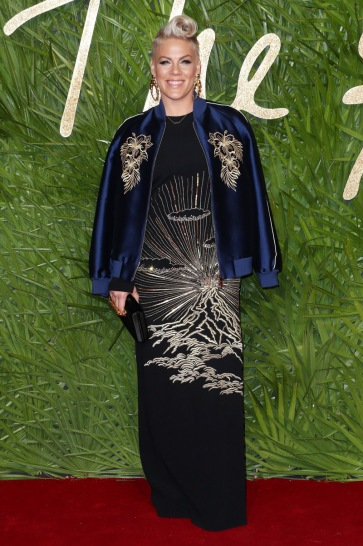 The British Fashion Awards, Arrivals, Royal Albert Hall, London, UK - 04 Dec 2017