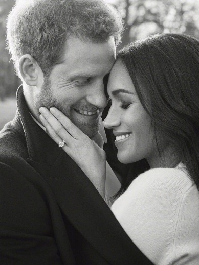 Prince Harry & Meghan Markle-1