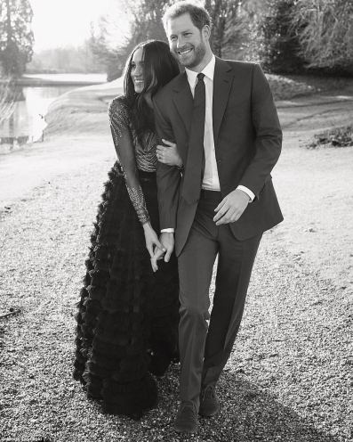 Prince Harry & Meghan Markle-2