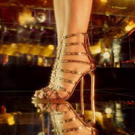 Valentino Rockstud and Lovestud Shoes Campaign-3