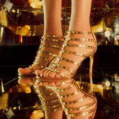 Valentino Rockstud and Lovestud Shoes Campaign-5