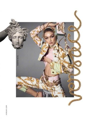 Versace Spring 2018 Campaign-8