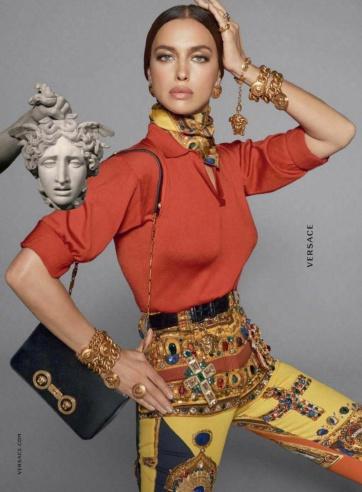 Versace Spring 2018 Campaign-9