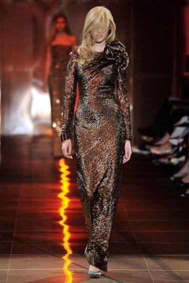 Armani Privé Fall 2010 Couture