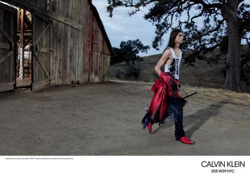 Calvin Klein 205W39NYC Spring 2018 Campaign-12