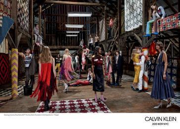 Calvin Klein 205W39NYC Spring 2018 Campaign-17
