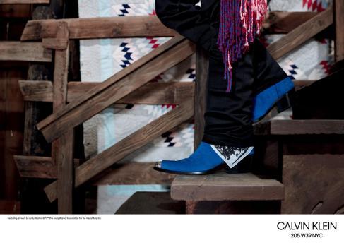 Calvin Klein 205W39NYC Spring 2018 Campaign-20