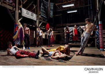 Calvin Klein 205W39NYC Spring 2018 Campaign-9