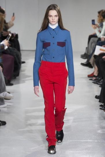 Calvin Klein Fall 2017
