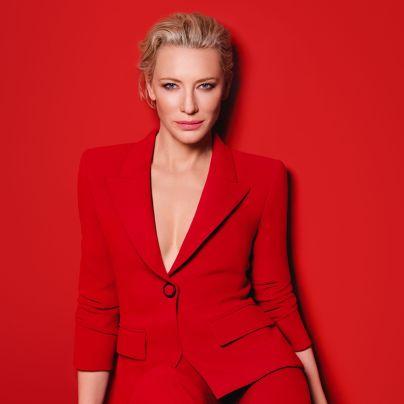 Cate Blanchett for Giorgio Armani Sì Passione Spring 2018 Campaign-1