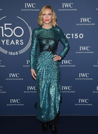 Cate Blanchett in Preen by Thornton Bregazzi Pre-Fall 2018-1