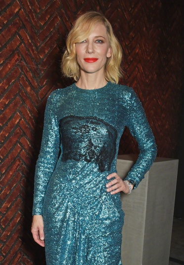Cate Blanchett in Preen by Thornton Bregazzi Pre-Fall 2018-3