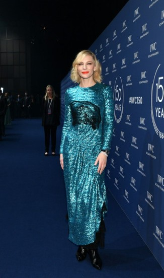 Cate Blanchett in Preen by Thornton Bregazzi Pre-Fall 2018-4