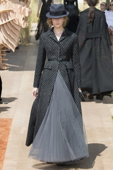 Christian Dior Fall 2017 Couture