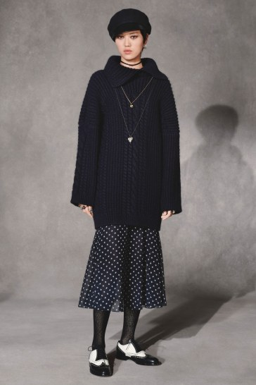 Christian Dior Pre-Fall 2018 Look 13