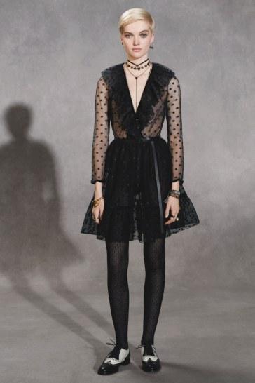 Christian Dior Pre-Fall 2018 Look 39