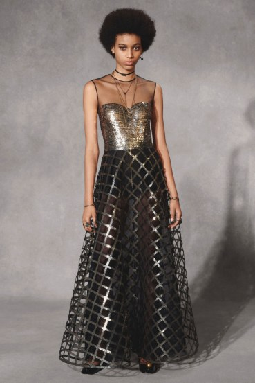 Christian Dior Pre-Fall 2018 Look 63
