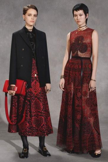 Christian Dior Pre-Fall 2018 Look 66