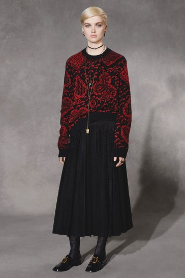 Christian Dior Pre-Fall 2018 Look 67